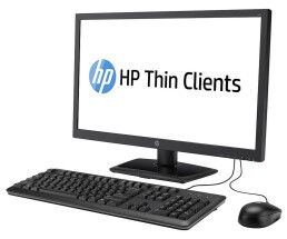 HP T310 Zero Client - Thin Client - J2N80AA - All-in-One - 1 x Teradici Tera2321 - 512MB DDR3