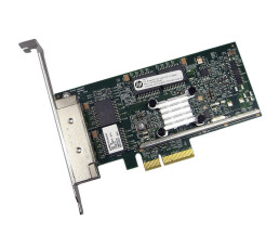 HP 647594-B21 - Quad-Port 1GB 331T PCI-Express...