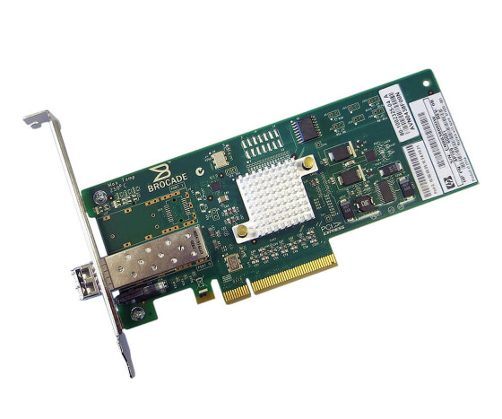 HP AP769A - Single-Port 8Gbps Fibre Channel PCI-E Adapter - AP769-60001