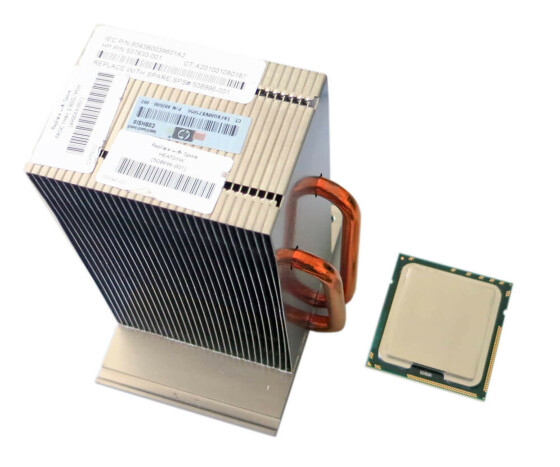 HP 507676-B21 - Intel Xeon X5560 - 2.80 GHz Prozessor - Socket FCLGA1366 - 8 MB - 4-Core - KIT
