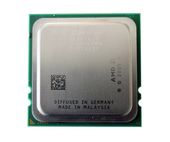 HP 413933-B21 - AMD Second Generation Opteron 8218 - 2.60 GHz Prozessor - Socket F - 2 MB - 2-Core - KIT