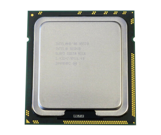 HP 500094-B21 - Intel Xeon X5570 - 2.93 GHz Prozessor - Socket FCLGA1366 - 8 MB - 4-Core - KIT