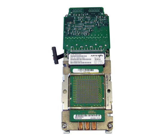HP A9810-04001 - Intel Itanium 2 - 1.50 GHz Prozessor - Socket PPGA611 - 6 MB - 1-Core - KIT