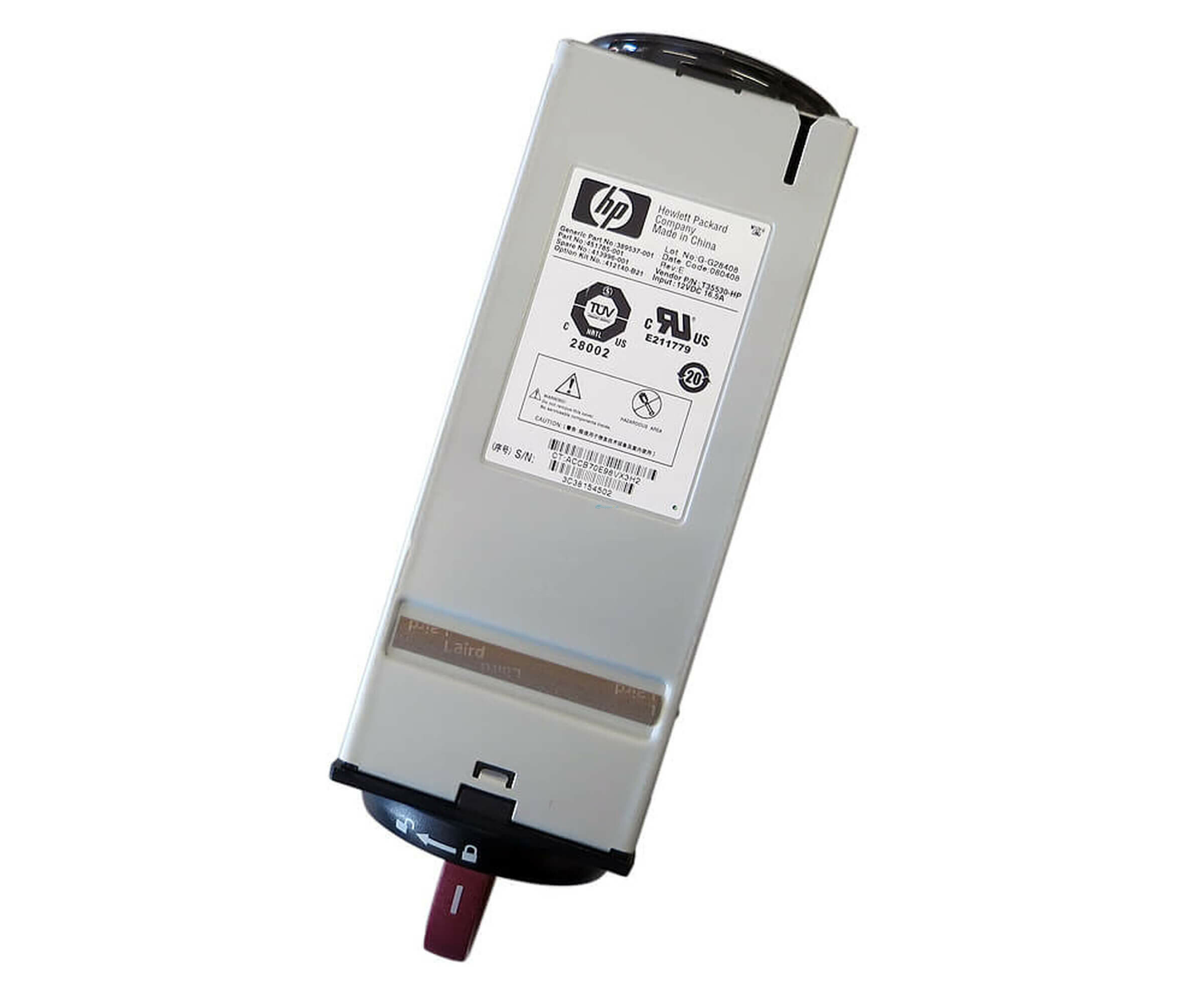 HP 412140-B21 - Single Active Cool Lüfter - für HP BLc 3000 - 451785-001 - 413996-001