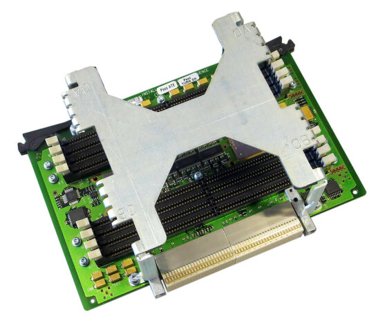 HP A4882A - for HP N-Class Server - 8-slot memory carrier board