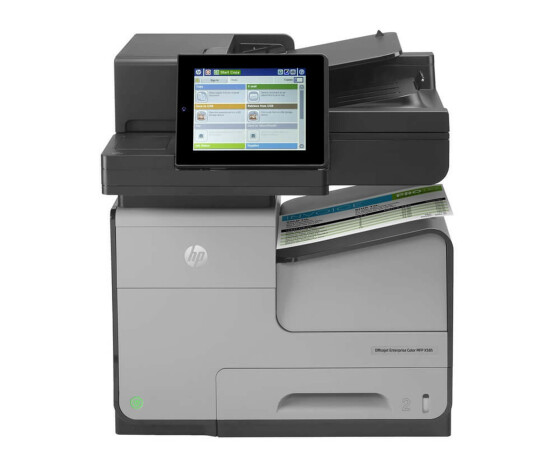 HP Officejet Enterprise Color X585dn - Multifunktionsdrucker (Farbe)