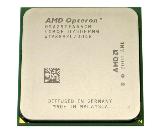 Sun 371-1779 - AMD Opteron 290 - 2.80 GHz Prozessor - Socket 940 - 2 MB - 2-Core - KIT