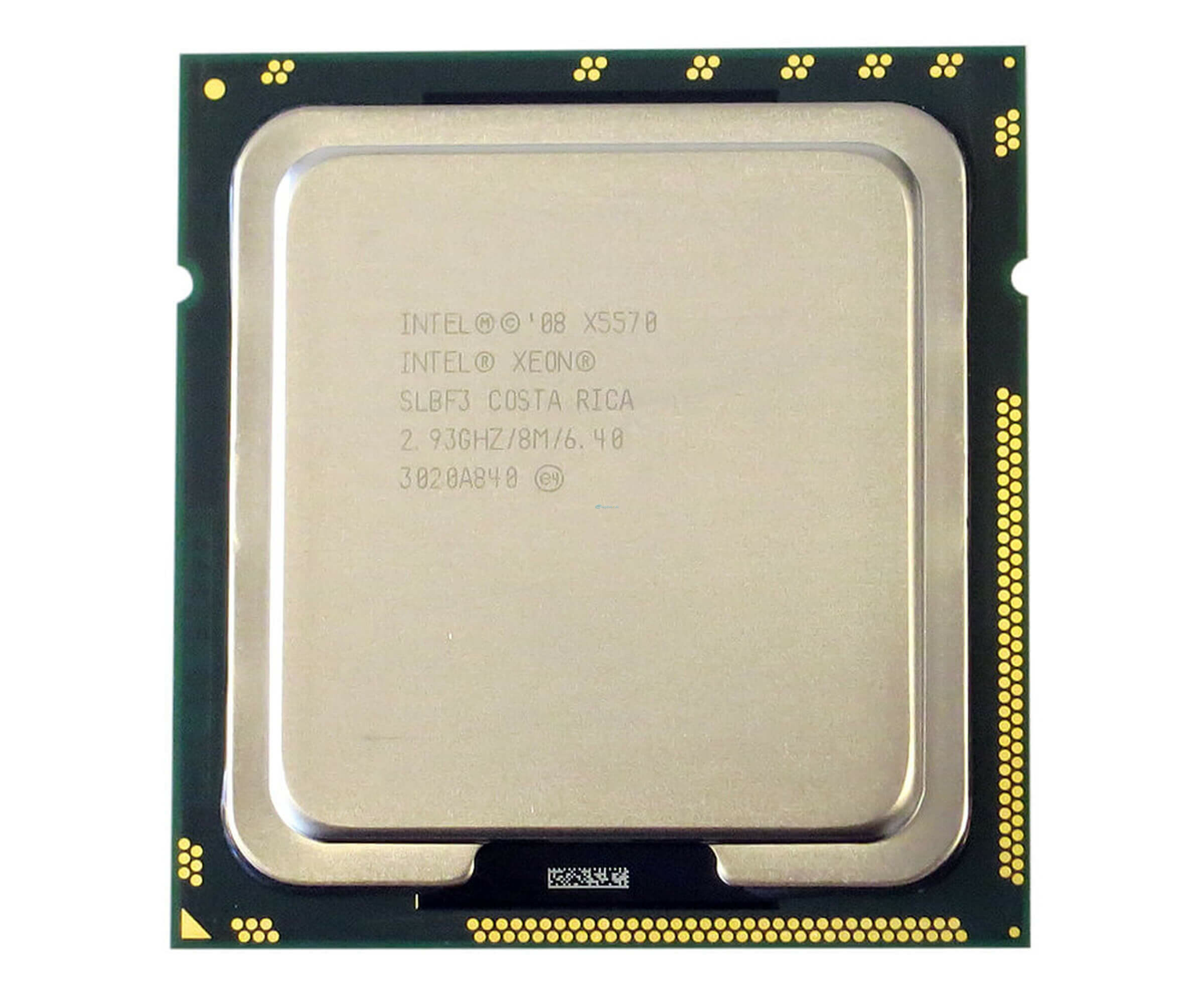 HP 507791-B21 - Intel Xeon X5570 - 2.93 GHz Prozessor - Socket FCLGA1366 - 8 MB - 4-Core - KIT