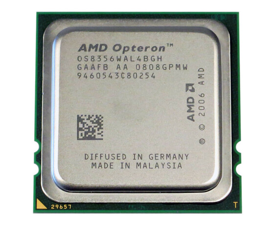 Sun 371-4044 - AMD Opteron 8356 - 2.30 GHz Prozessor - Socket Fr2 (1207) - 2 MB - 4-Core - KIT