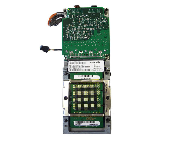 HP AB548DX - Intel Itanium 2 - 1.60 GHz Prozessor - Socket PPGA611 - 6 MB - KIT - 3MAD-9366