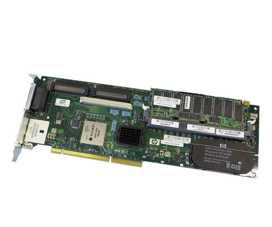 HP 309520-001 - HP 256MB Smart Array 6402 Dual-Channel SCSI RAID Controller