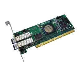 Dell QLogic QLA2342 - 2 GB/s Dual Port Fibre Channel...