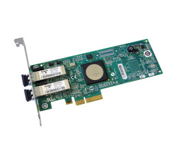 Emulex LPe11002-E - PCI-E x4 Dual-Port Fibre Channel Host...