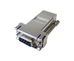 Sun 530-3100 - RJ45 to DB9F Serial Port Adapter - für Sun...