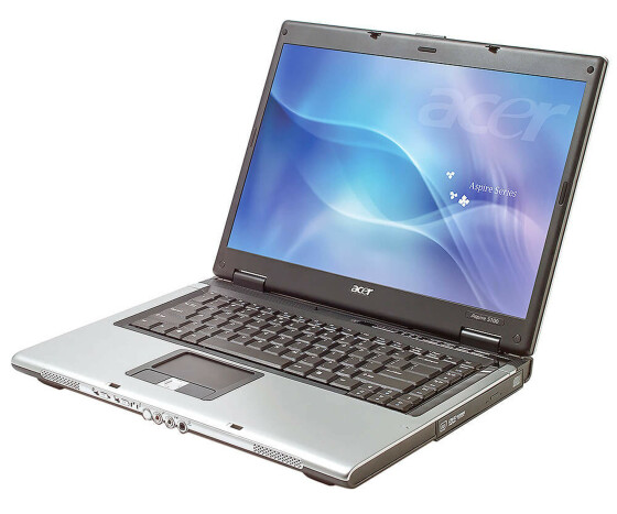 Acer Aspire 5050 Notebook - ZR3 - AMD Turion 64 Mobile MK-36 / 2.00 GHz - 2 GB RAM - 80 GB HDD - 14.1 TFT -  W7