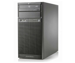 HP ProLiant ML110 G6 - Server - Tower - Pentium G6950 /...