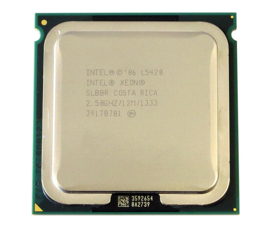 HP 462876-B21 - Intel Xeon L5420 - 2.50 GHz Prozessor - Socket LGA771 - 12 MB - 4-Core - KIT