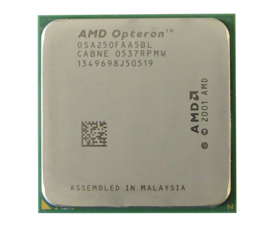 Sun 370-6786 - AMD Opteron 250 - OSA250FAA5BL - 2.40 GHz Prozessor - Socket 940 - 1 MB - 1-Core - KIT