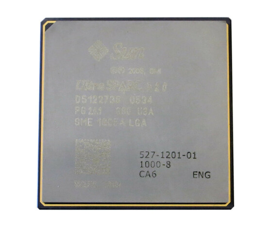 Sun 527-1201 - UltraSPARC T1 - 1.00 GHz Prozessor - 8-Core - KIT