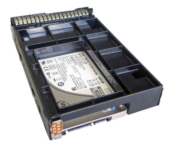 HP 691856-B21 - Mainstream Endurance Enterprise - Solid-State-Disk - 400 GB - SATA 6Gb/s
