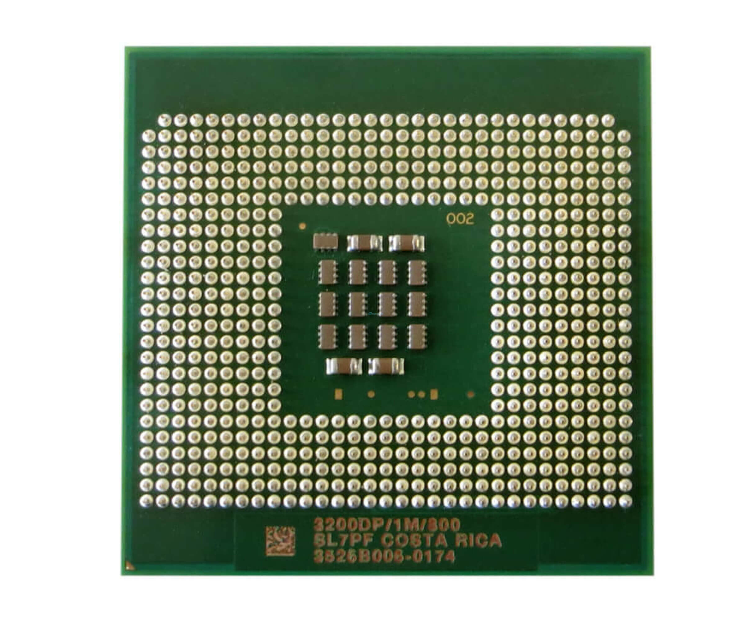 Intel Xeon Prozessor - 3.20 GHz Prozessor - Socket PPGA604 - 1 MB - 1-Core