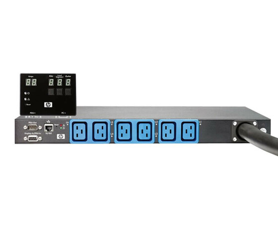 HP AF534A 7.3 kVA Intelligent Power Distribution Unit -...