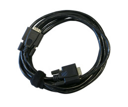 HP A6434-63026 - Serial Cable - 9-pin (M) to 9-pin (M)