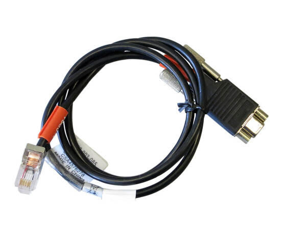 EMC 038-003-085 - for EMC Celerra NS-120 - Serial Cable - Micro-DB9 to RJ12 - 0.86 meters