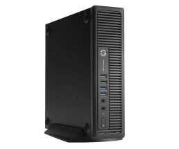 HP Flexible Thin Client t820 - E4R85AA - RAM 4 GB - Core i5 4570S / 2.9 GHz - SSD 16 GB - W7 Embedded