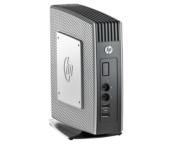 HP Flexible Thin Client t510 - B8L63AA - Eden X2 U4200 / 1.0 GHz - RAM 2 GB - 16 GB Flash - W7 Embedded
