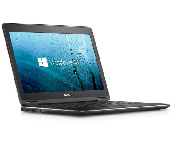 Dell Latitude E7250 - Core i5 5300U / 2.30 GHz - 8 GB RAM - 256 GB SSD - 12.5 - W7