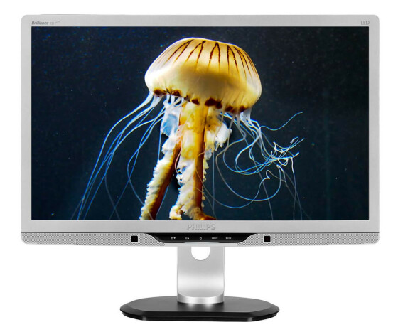 Philips Brilliance P-line 221P3LPYES - LCD-Display - TFT - WLED - 54.6 cm - DVI-D, VGA, DisplayPort