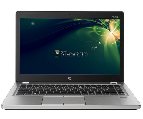 HP Elitebook Folio 9470m - 8 GB RAM - Core I5-3427U / 1.8 GHz - 180 GB SSD - 14 TFT - W7