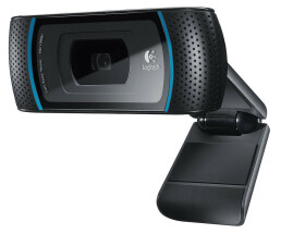 Logitech B910 HD Webcam - Web-Kamera - Farb - Audio -...
