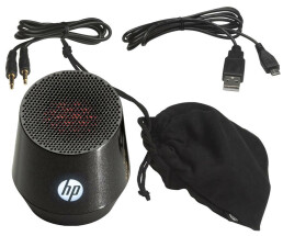 HP S4000 H5M98AA - Portable speaker - for mobile use -...