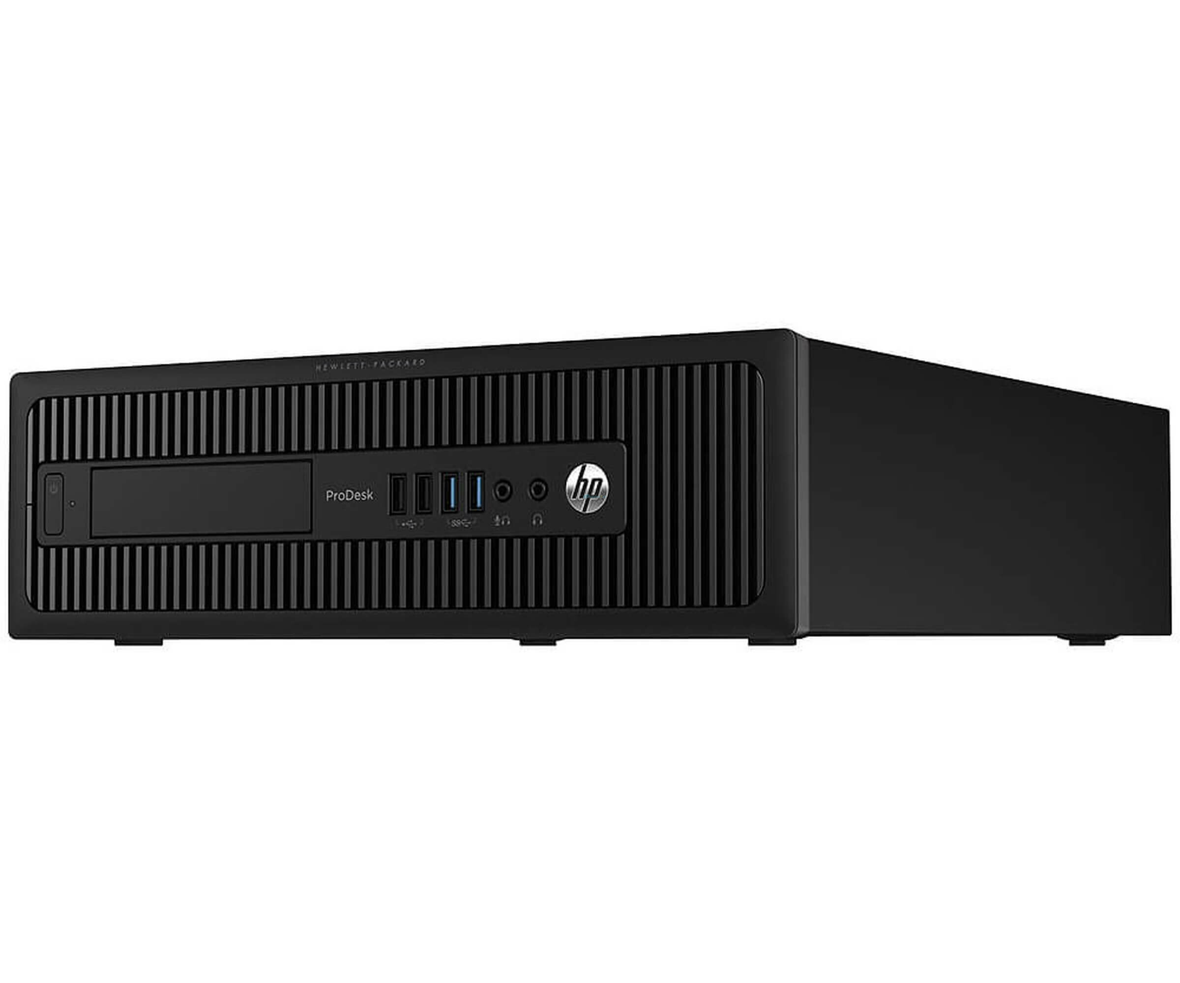 HP ProDesk 600 G1 SFF - Core i5 4570 / 3.2 GHz - RAM 4GB - 250 GB HDD - W7