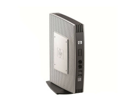 HP Thin Client t5740e - RAM 2 GB - 4 GB flash - Atom N280 / 1.66 GHz - WES7