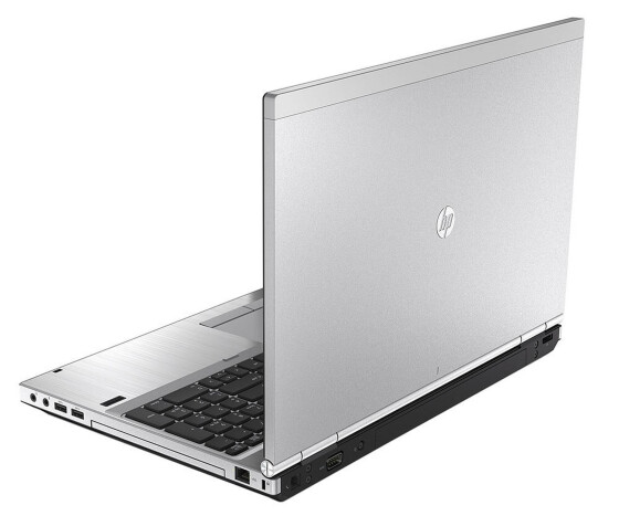HP EliteBook 8570p - Core i7 3520M / 2.9 GHz - 8 GB RAM - 128 GB SSD - 15.6 TFT - W7
