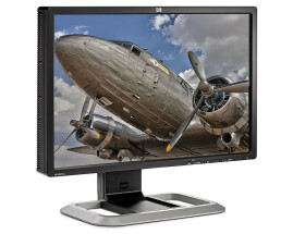 HP LP2475w - LCD-Monitor - 61 cm (24) - 1920 x 1200 Full HD - IPS