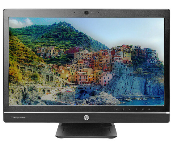HP Compaq Elite 8300 - All-In-One - Core i5 3470 / 3.2 GHz - RAM 8GB - 500 GB HDD - 23 1920 x 1080 - W10