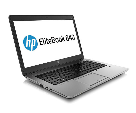 HP EliteBook 840 G2 - Core I7-5500U / 2.4 GHz - 8 GB RAM - 256 GB SSD - 14 TFT - W10