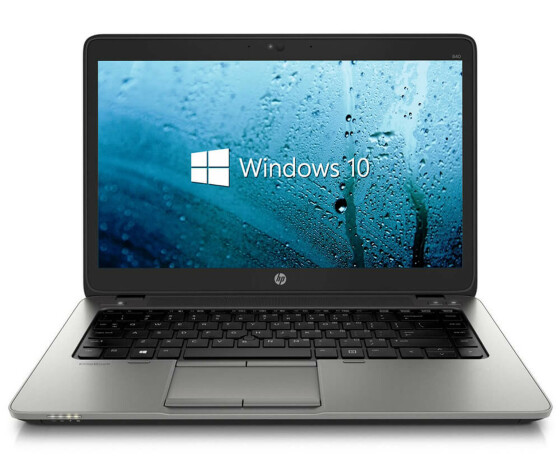 HP EliteBook 840 G2 - Core I5-5300U / 2.3 GHz - 8 GB RAM - 500 GB HDD - 14 TFT - W10