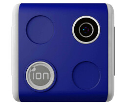 iON SnapCam Lite 1046 - Tragbare HD Video Kamera - blau -...
