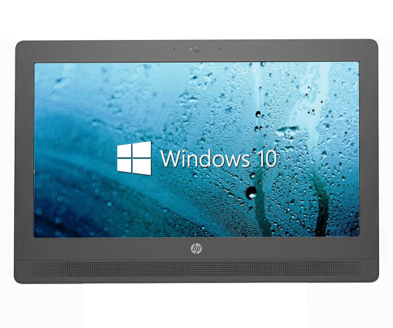 HP ProOne 400 G2 All-In-One - Core i5-6500T / 2.50 GHz - RAM 4 GB - 500 GB HDD - 20 - W10 - Touchscreen