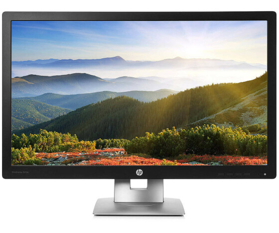 HP EliteDisplay E272q - LED-Monitor - 68.58 cm (27) - 2560 x 1440 - QHD - HDMI