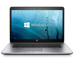 "HP EliteBook 850 G1 - 500 GB HDD - 15.6 ""TFT - W10 -..."