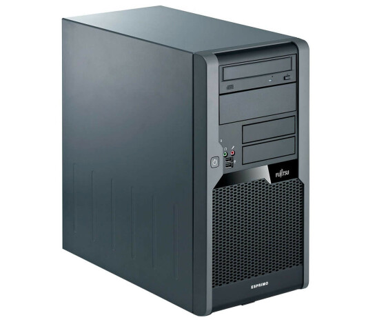 Fujitsu ESPRIMO P9900 Microtower - Intel Core i7 / 2.80 GHz - RAM 4 GB - 250 GB HDD - W7