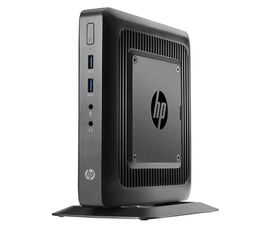 HP Flexible Thin Client t520 - G9F08AT - GX-212JC 1.2 GHz - 4 GB - 16 GB - W7 Embedded