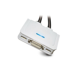 Uniclass UDV-TA2 - 2-Port DVI + USB 2.0 + Audio...