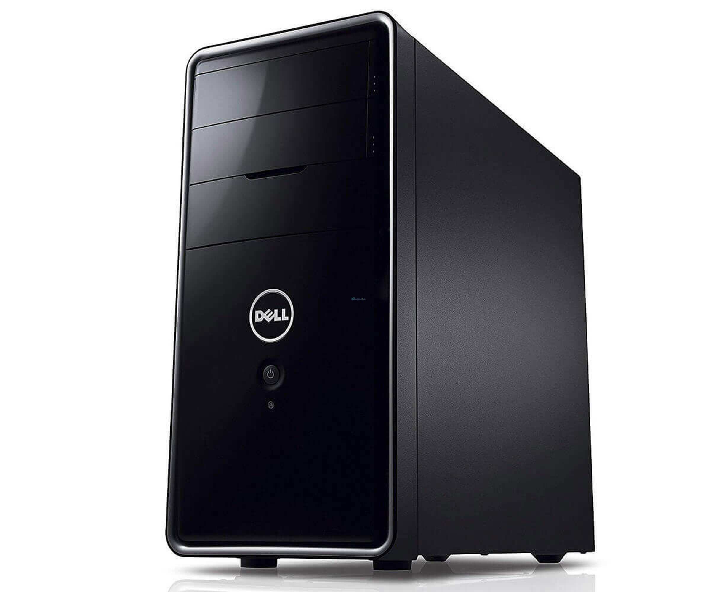PC Systeme, Computer - Dell Inspiron 660 Core i5 3340 3.10 GHz RAM 4 GB 250 GB HDD Win 7  - Onlineshop Noteboox.de